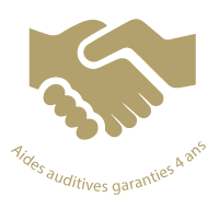 Aides auditives garanties 4 ans